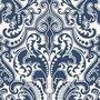 GWYNNE DAMASK - PORCELAIN Ralph Lauren Home wallpaper PRL055/03