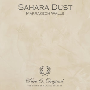 Pure & Original Marrakech Walls Sahara Dust