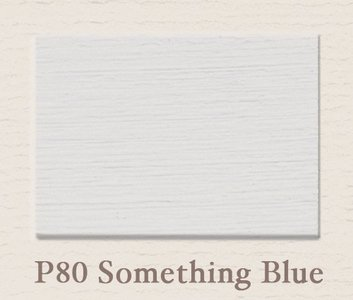 Painting the Past Krijtlak Eggshell Something Blue P80