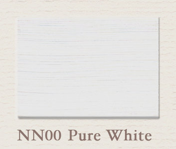 Painting the Past Krijtlak Eggshell Pure White NN00