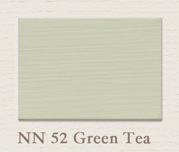 Painting the Past Krijtlak Eggshell Green Tea NN52