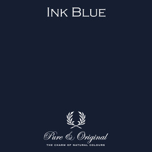 Pure & Original Marrakech Walls Ink Blue