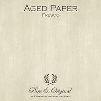 Pure & Original kalkverf Aged Paper