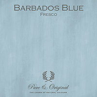 Pure & Original Fresco kalkverf Barbados Blue