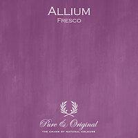 Pure & Original kalkverf Allium