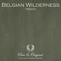 Pure & Original kalkverf Belgian Wilderness