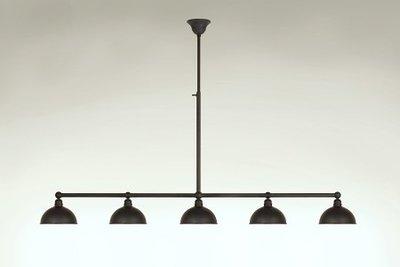 Frezoli Hanglamp  Vechia 5 Lood