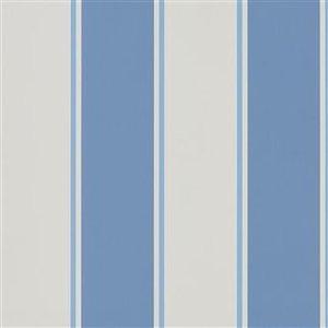 MAPLETON STRIPE - PORCELAIN Ralph Lauren Home wallpaper PRL703/02