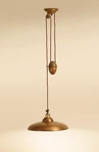 TierlanTijn hanglamp Mireta Copper