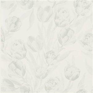 designers guild webshop fontainebleau silver behang. Black Bedroom Furniture Sets. Home Design Ideas