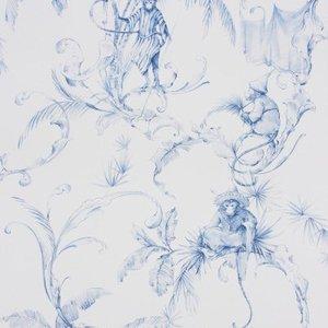 Nina Campbell Fontibre Barbary Toile NCW4205-03