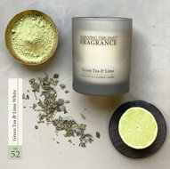 Painting the Past Green Tea & Lime White