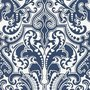 GWYNNE DAMASK - PORCELAIN Ralph Lauren Home wallpaper PRL055/03