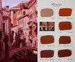 Carte Colori kleurenkaart Rosso