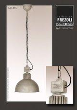Tierlantijn Hanglamp Raz Aluminium Grey